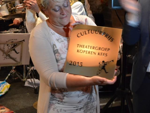 Cultuurprijs 2015