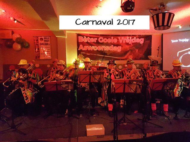 """De Räökelaovend"" en                                  Carnaval 2017"