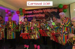 """""""De Räökelaovond"""" en Carnaval 2018"""