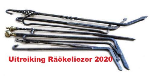 Uitreiking Räökeliezer 2020